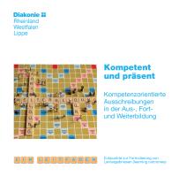 """Buchcover """"Kompetent und präsent"""""""
