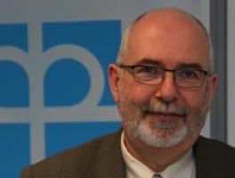 Pfarrer Udo Blank Portrait