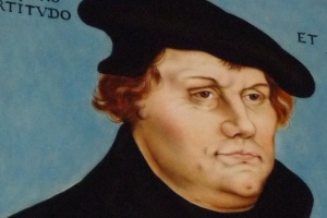 Portrait Martin Luther