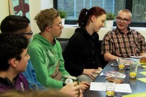 Jugendrat der Graf-Recke-Stiftung