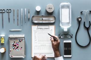 Checkliste Klinik