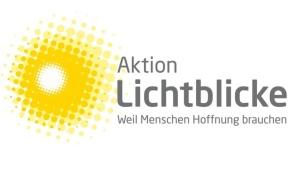 Logo der Aktion Lichtblicke mit Sonne