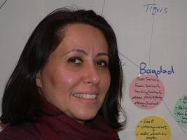 Portrait Wegbereiterin Ruba