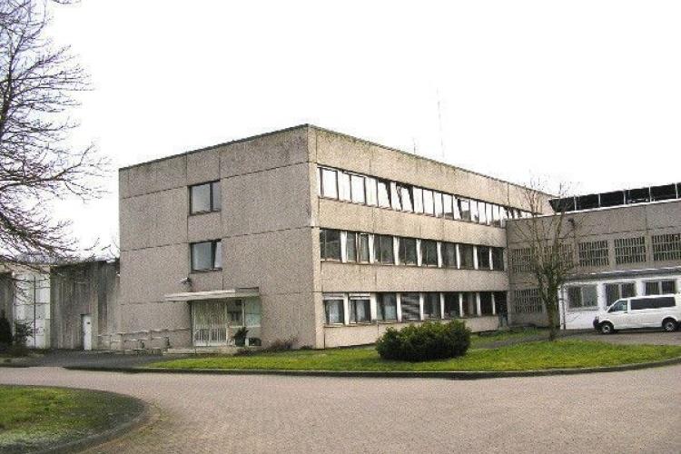 Gebäude der JVA Bielefeld-Brackwede (Foto: JVA Bielefeld-Brackwede)