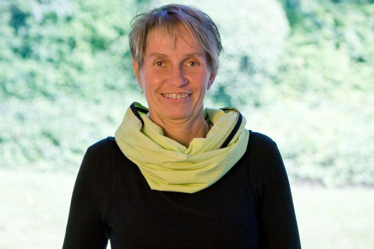 Susanne Hahmann engagiert sich auch im Vorstand des Ev. Fachverbandes Wohnungslosenhilfe der Diakonie RWL. (Foto: Diakonie Michaelshoven)