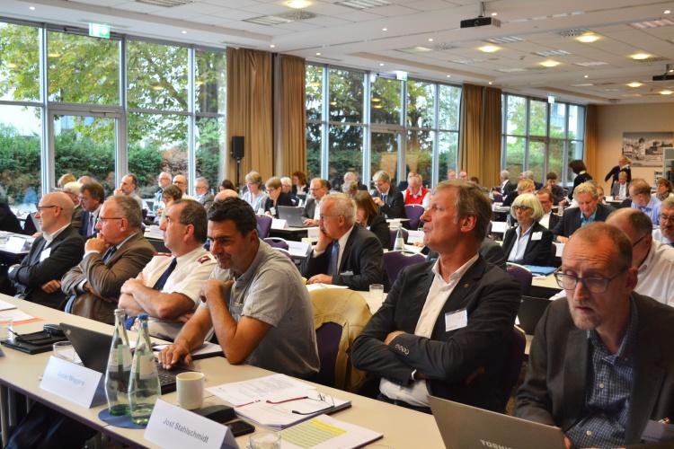 112 Delegierte waren bei der Konferenz Diakonie und Entwicklung zu Gast.