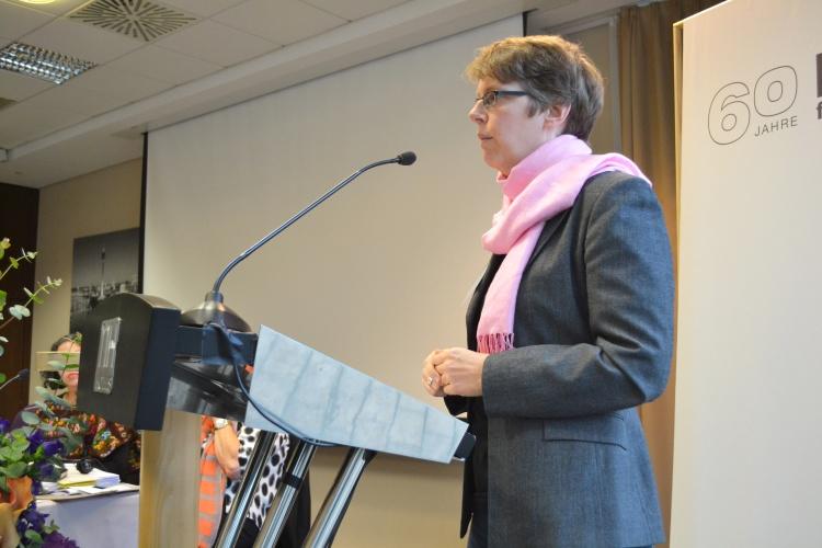Professorin Ulrike Lembke von der Humboldt-Universität Berlin