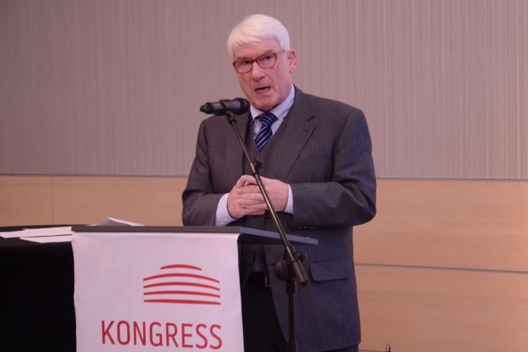 Der juristische Vorstand der Diakonie RWL, Thomas Oelkers.