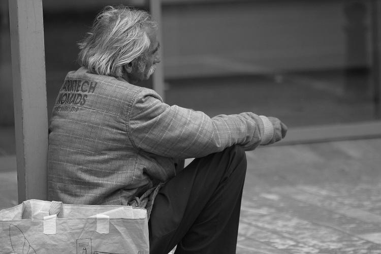 Um Geld betteln: Das ist schambesetzt für viele Obdachlose. (Foto: Pixabay)