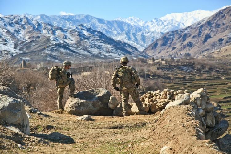 Soldaten in Afghanistan (Foto: pixabay.de)
