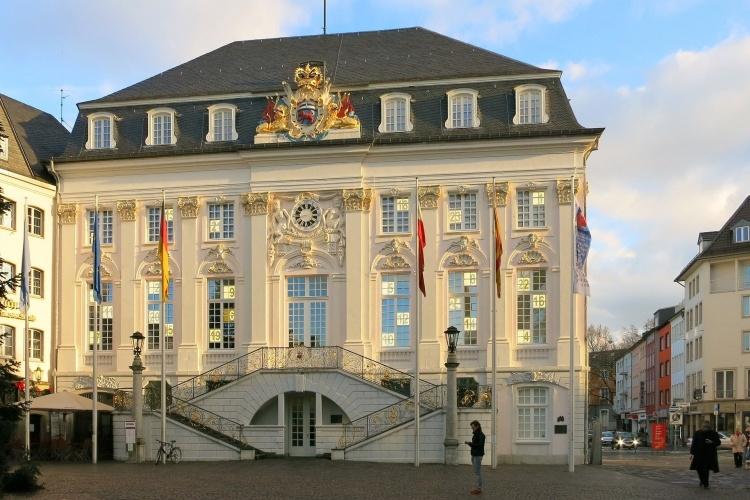 Das alte Rathaus in Bonn (Foto: pixabay)