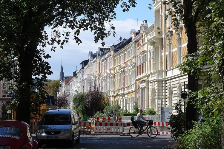 Die reiche Bonner Südstadt (Foto: pixabay)