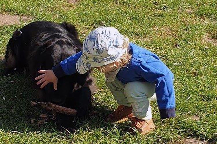 Die Welt erkunden: Die Kinder und ihre Eltern werden von 14 Mitarbeiterinnen unterstützt. (Foto: Diakonie Michaelshoven)