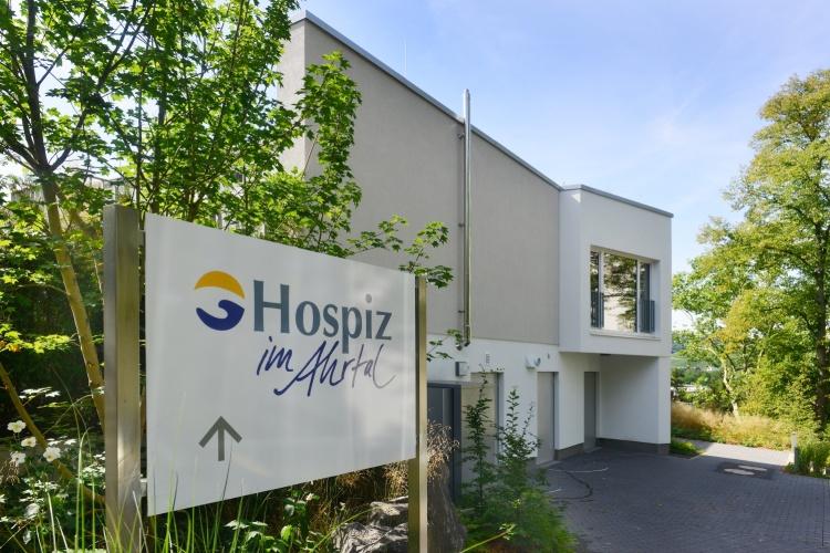 Gebäude des Hospiz im Ahrtal (Foto: Hospiz-Verein Rhein-Ahr)
