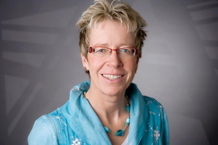 """Der Aufschrei beim 'normalen' Sterben fehlt, kritisiert Katharina Ruth, Leiterin des ambulanten Hospizdienstes """"Die Pusteblume"""". (Foto: privat)"""