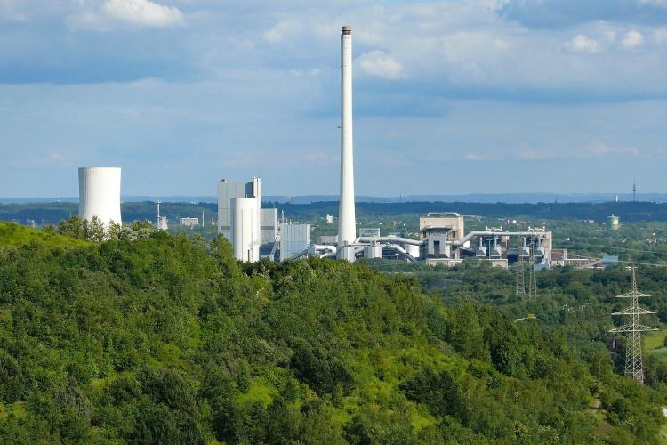 Kraftwerk in Herne im Kreis Recklinghausen (Foto: pixabay.de)