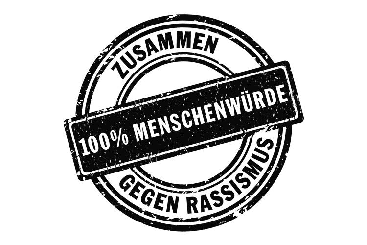 Das Logo der Internationalen Wochen gegen Rassismus. (Quelle: Stiftung für die Internationalen Wochen gegen Rassismus)