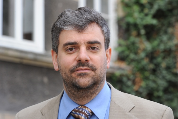 Professor Heinz Rothgang von der Universität Bremen