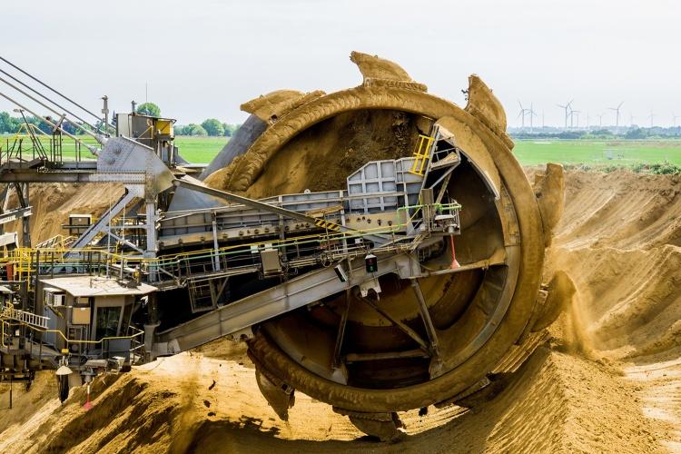 RWE baut im größten Braunkohlereviers Europas noch bis 2038 weiter ab. (Foto: Pixabay)