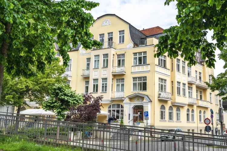 Seniorenresidenz der Theodor-Fliedner-Stiftung in Bad Neuenahr