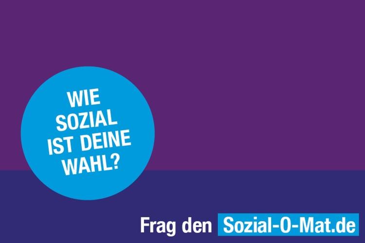 Themenfoto Sozial-O-Mat (Foto: Diakonie Deutschland)