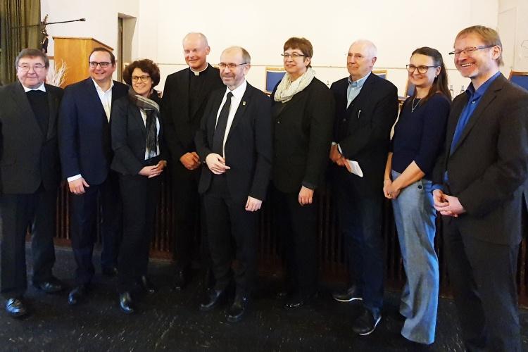 Sozialpolitischer Aschermittwoch der Kirchen in Essen