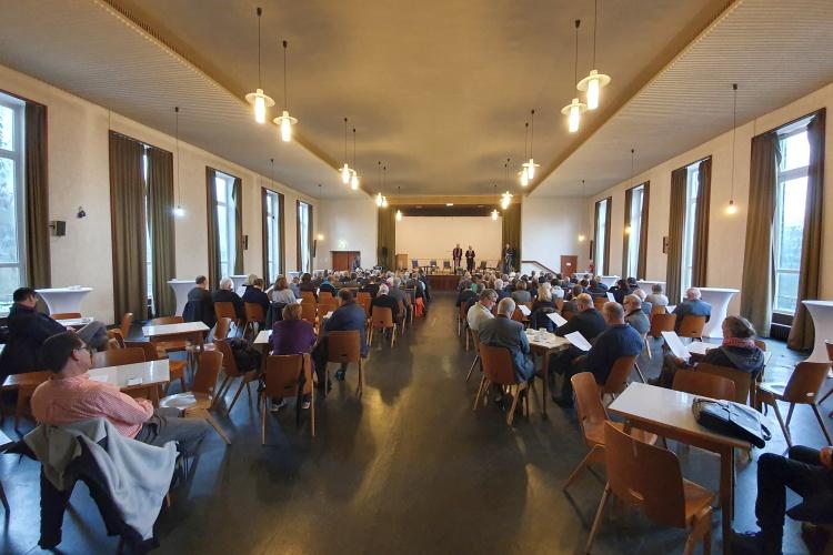 Sozialpolitischer Aschermittwoch der Kirchen in Essen im Zentrum KD 11/13