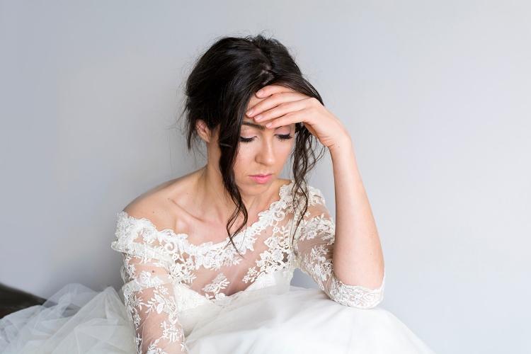 Erzwungene Ehe: Vor allem in traditionellen Familien kommt es zu Zwangsheiraten. (Foto: Shutterstock)