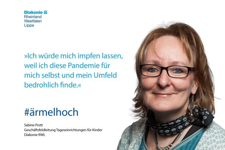 Sabine Prott, Geschäftsfeldleitung Tageseinrichtungen für Kinder