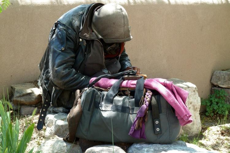 Themenfoto obdachloser Jugendlicher (Foto: pixabay.de)